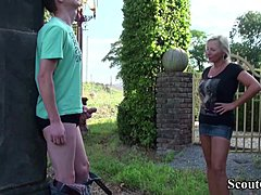 German grown-ups are rough and sexy during nasty XXX Tube