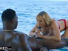 BLACKED Brandi enjoy crazies BBC Vacation