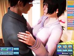 Hot animated movie game sexual intercourse