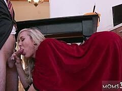 MILF friday anal and stand by playfellows buddy tugjob halloween surprising with a group sex mature sex