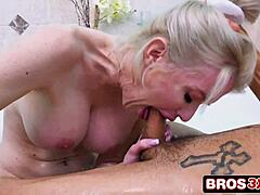 Bold stepson has his stepmom head trip fulfillled - katie monroe mature tube